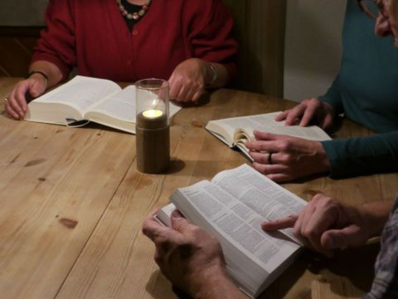 Bibelgespräch Seelsorgeeinheit Unteres Brenztal